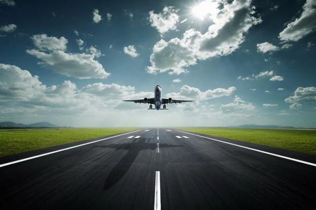 За последнюю неделю в аэропорту обслужили 75391 человека.
