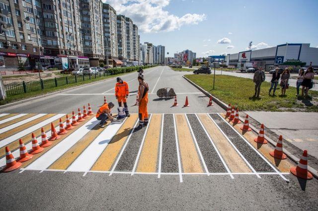 Ремонтировать дорожный участок будут от пересечения с улицей Федорова до перекрестка с Геологической