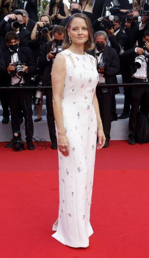 Актриса Джоди Фостер.