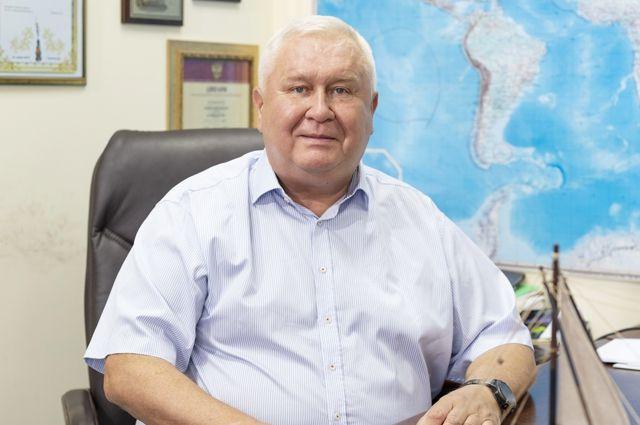 Андрей Фёдоров руководит компанией «Фишеринг Сервис» с момента создания.