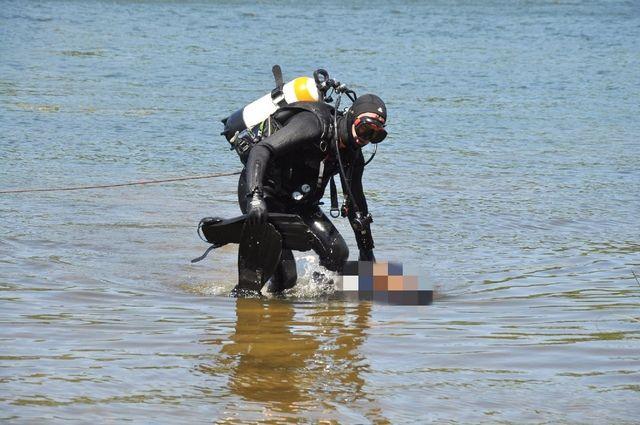 В Башкирии мужчина утонул на глазах у товарища, оставшегося на берегу