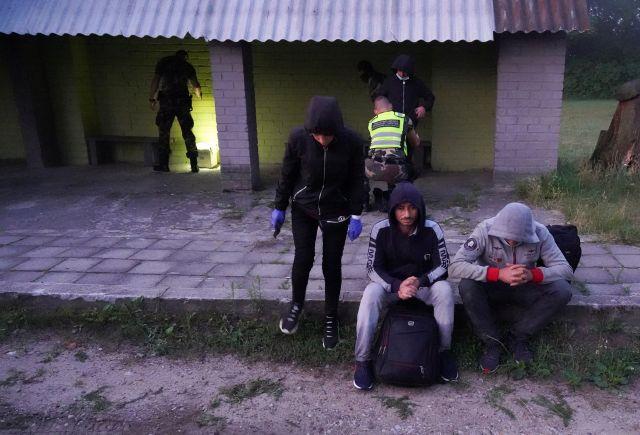 Литва построит стену на границе с Белоруссией, чтобы сдержать мигрантов