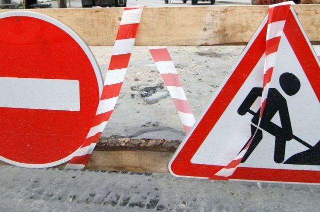 Также стоит отметить, что ремонтные работы на ул. Ленина на участке от ул. Сахалинской до ул. Бумажной продолжатся до 1 августа.