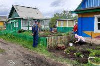 По всей Иркутской области проводятся рейды по профилактике пожаров.