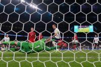 Сборная Англии прошла в финал Евро-2020