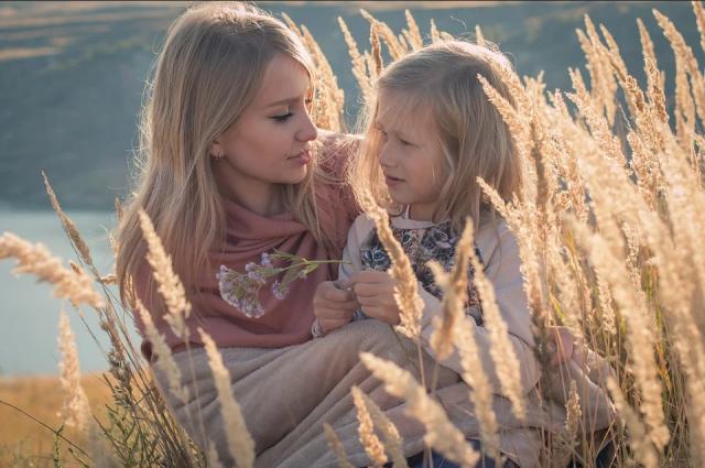 Здоровье ребёнка во многом зависит от заботы родителей.