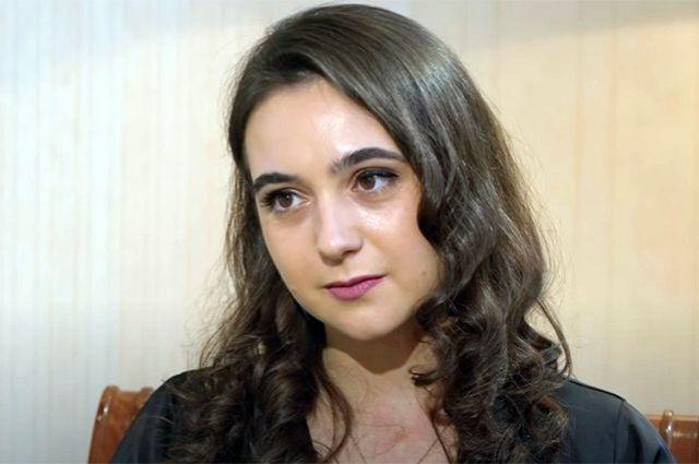 Юлия Мендель.