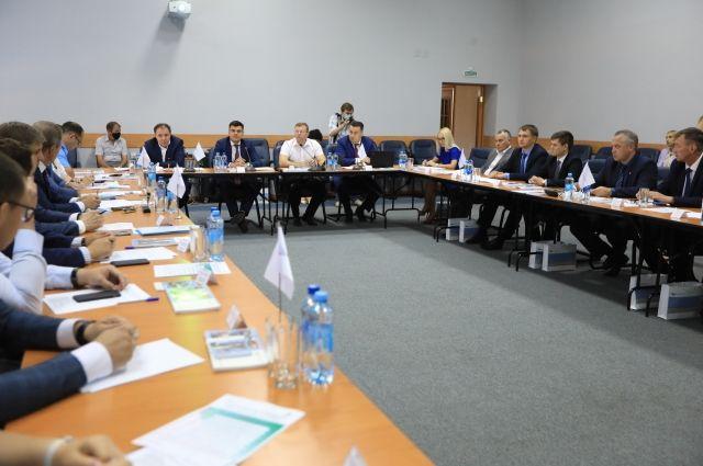 ральская Сталь и Минприроды Оренбургской области подписали природоохранное соглашение