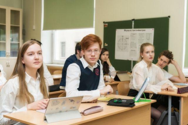 В целом в городе сдавали ОГЭ более четырех тысяч девятиклассников