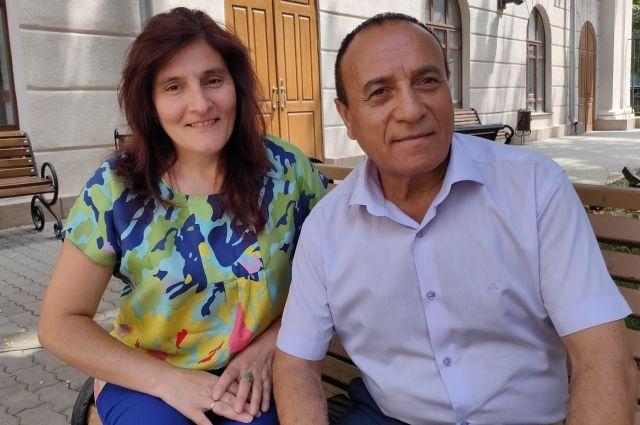 Вагиф и Карине знакомы 25 лет.