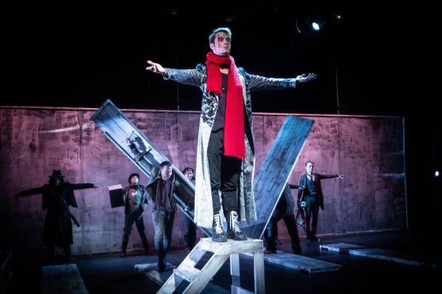 Почётное первое место в этом году отдали Мирнинскому театру из Республики Саха (Якутия) со спектаклем «Разбойники».