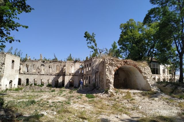 Почти весь центр города Шуша в таких руинах.