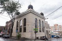 Здание ростовской синагоги в 1872 году построили солдаты-кантонисты.