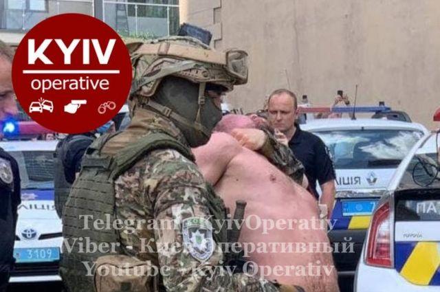 В Киеве «голосеевского стрелка» отправили в СИЗО