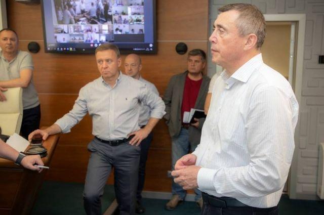 Сахалинские строители подтвердили готовность участвовать в реализации планов областного правительства.