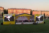 Денис Мацуев сыграл в Ижевске под открытым небом