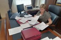 У комитета внутреннего государственного финансового контроля Оренбургской области сменился председатель.