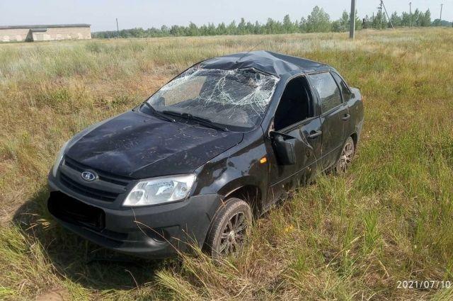 В Оренбурге в ДТП на трассе Краснохолм-Троицкий пострадала девушка-подросток.