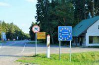 Литва задействует армию в охране границы с Беларусью