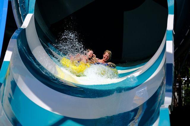 Ребенок из Удмуртии отравился хлором в казанском аквапарке