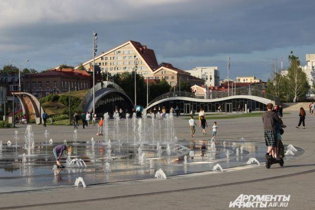 В 2023 году Пермь отметит своё 300-летие.