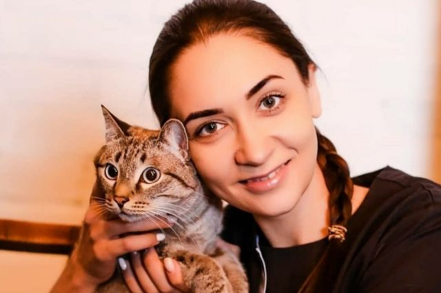 Мария Епанчинцева работает ветеринаром с 2016 года, её любимые пациенты - коты.