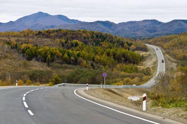 Протяженность региональных дорог, включенных в опорную сеть Российской Федерации, составляет почти 488 км, из которых только 120 км находится в нормативном состоянии.