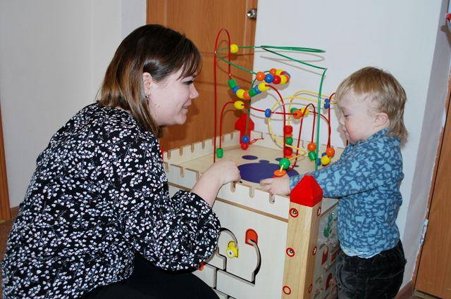 Интерактивный куб – отличное средство заинтересовать малыша.