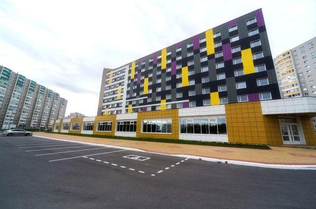 Новое общежитие