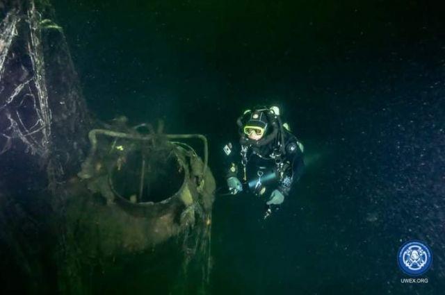 М-96 была единственной подводной лодкой, потерянной Балтийским флотом в 1944 году.