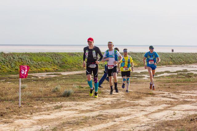 В этом году на участие в марафоне Elton Ultra заявилось около 500 спортсменов из 10 стран мира.