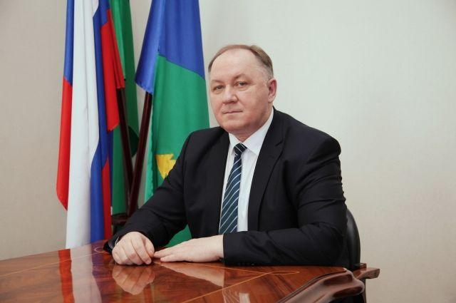 Игорь Набатов руководит районом пять лет