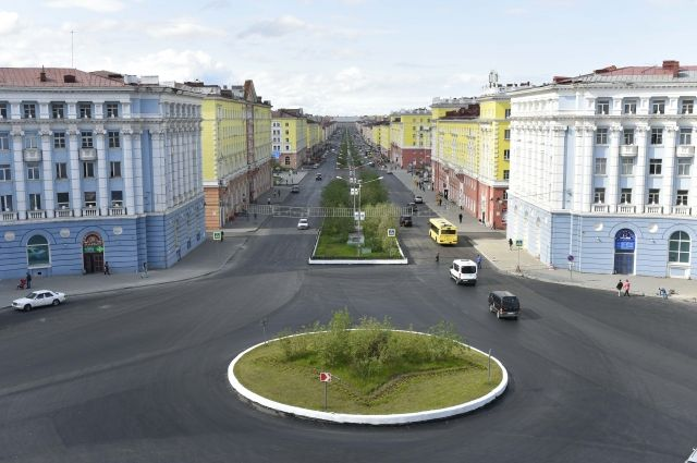Будущее заполярного города запланируют лучшие архитекторы мира.