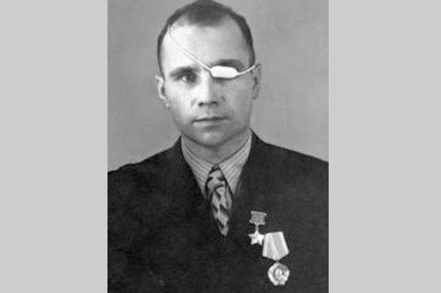 Василий Григин.