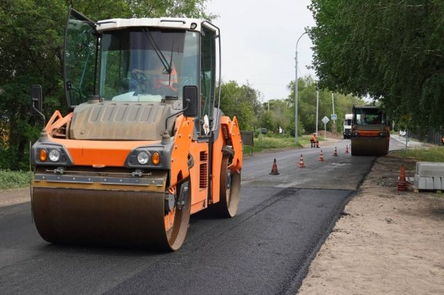 Третий год подряд Оренбург увеличивает объемы работ в рамках национального проекта «Безопасные качественные дороги».