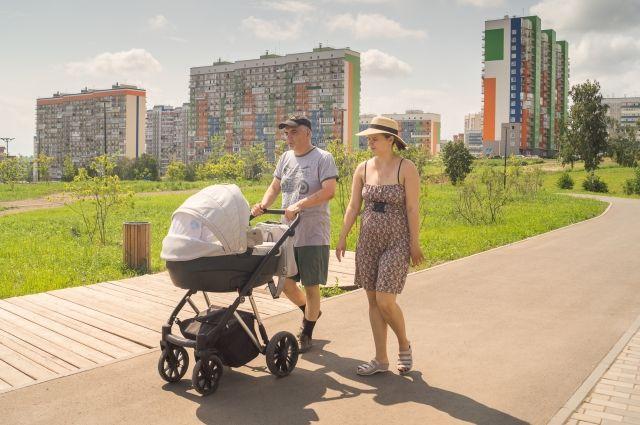 В 2021 году 200 тыс. жителей края проголосовали за благоустройство территорий, более 70 тыс. из них – в Красноярске