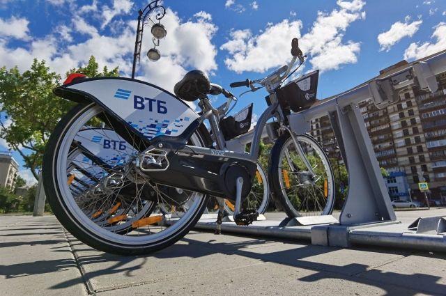 ВТБ: велопрокат «Велобайк» запускается в Тюмени