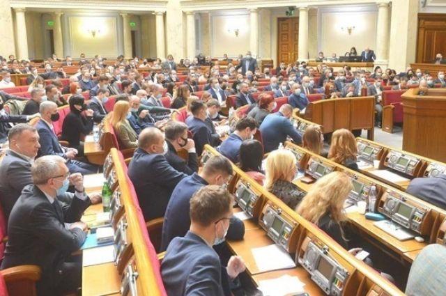 Верховная Рада одобрила отставку Авакова