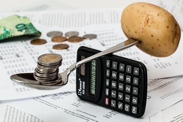 В Оренбуржье показатель инфляции превысил среднероссийский уровень.