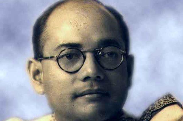Субхас Чандра Бос, ок. 1930 г.