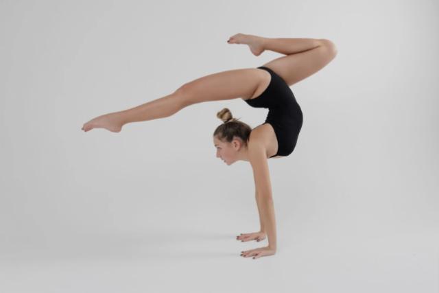 Во Владивостоке встретят российскую сборную по художественной гимнастике
