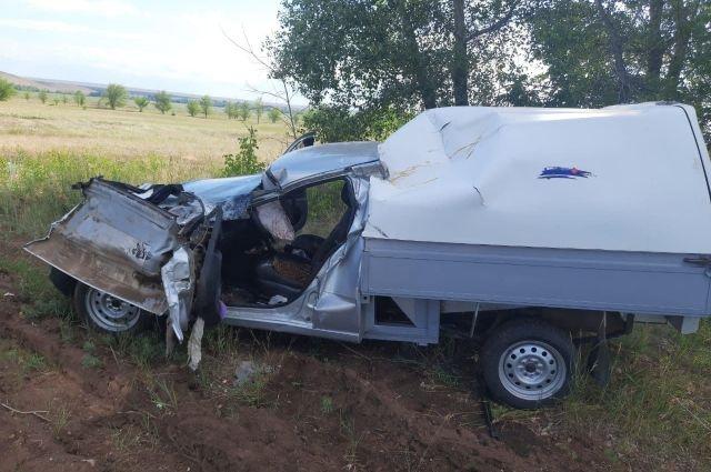В Октябрьском районе в столкновении автомобилей «ВИС» и «ЗИЛ» погибла 80-летняя пенсионерка.