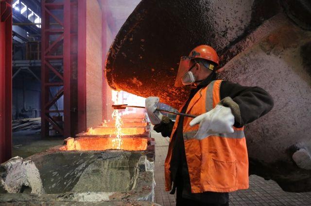 Медногорский комбинат — лидер цветной металлургии Восточного Оренбуржья.