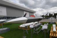 Беспилотный летательный аппарат «Гром».