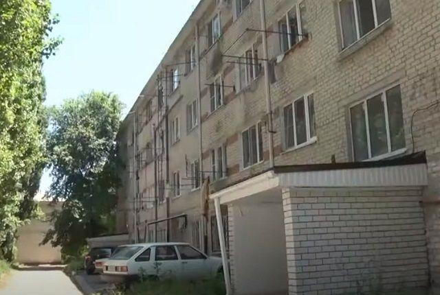 Трагедия произошла в доме на улице Новой