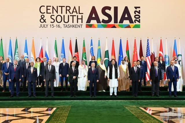 Государства Центральной и Южной Азии откликнулись на инициативу президента Узбекистана, послав свои делегации на конференцию в Ташкент.