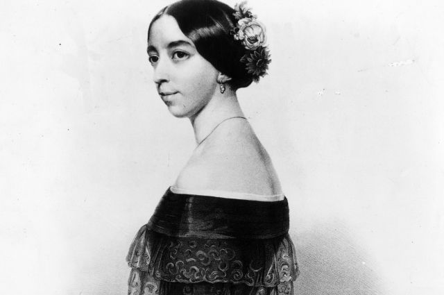 Полина Виардо.