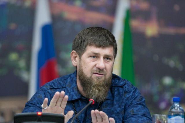Глава Чечни Рамзан Кадыров посадил на жёсткую диету сына-боксёра