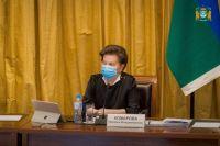 Участников семинара-совещания приветствовала Наталья Комарова