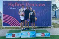 Медалисты.